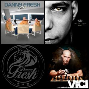 Dany Fresh 3 CD Pack mit den CD-Alben Veni, Vidi und Vici