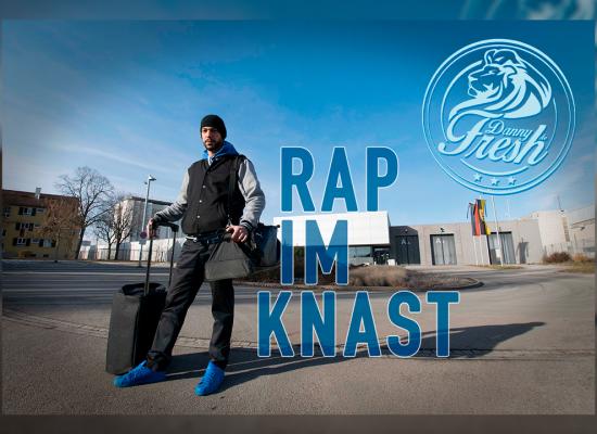 Rap im Knast - Danny Fresh vor der JVA Stuttgart Stammheim