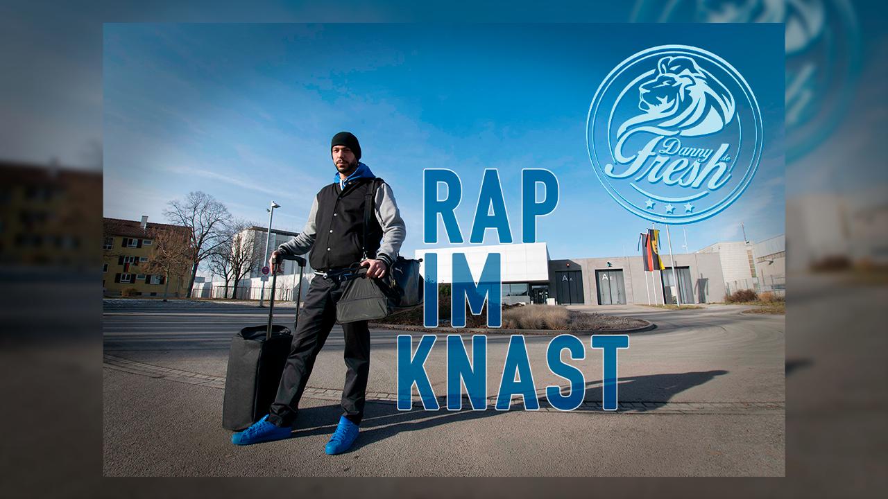 Rap im Knast - Danny vor der JVA Stammheim